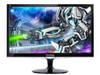 Image de  ViewSonic VX2452MH - LED monitor - 24""