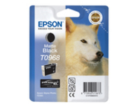 Epson T0968 - matte black - original - ink cartridge