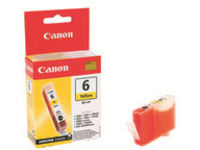 Canon BCI-6Y - yellow - original - ink tank
