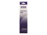 Epson - 1 - black - print ribbon