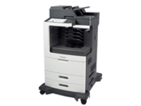 Lexmark MX810dme - multifunction printer - B/W