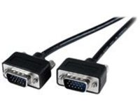 StarTech.com 6 ft Low Profile High Resolution Monitor VGA Cable HD15 M/M - VGA cable - 1.8 m