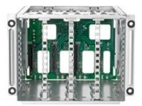 HPE 2SFF and 2FHHL Kit - storage drive cage