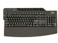 Lenovo Enhanced Performance - keyboard - Greek - business black