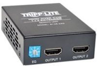 Tripp Lite 2-Port HDMI Over Cat5 Cat6 Audio Video Extender Remote Unit - video/audio extender - TAA Compliant