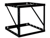 Tripp Lite 12U Wall Mount Open Frame Rack Cabinet Wallmount Heavy Duty rack - 12U