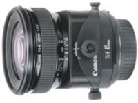 Canon TS E - tilt-shift lens - 45 mm