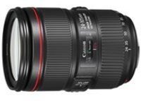 Canon EF zoom lens - 24 mm - 105 mm