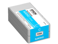 Epson GJIC5(C) - cyan - original - ink cartridge