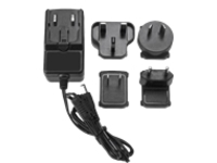 StarTech.com DC Power Adapter - 12V, 2A - Universal Replacement Power Adapter (NA, EU, UK, AU) (SVA12M2NEUA) - power ad…