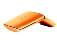 Lenovo Yoga Mouse - mouse / remote control - 2.4 GHz, Bluetooth 4.0 - orange