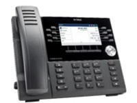 Mitel MiVoice 6930 IP Phone - VoIP phone - with Bluetooth interface