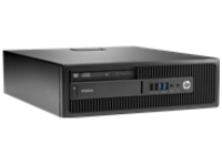 HP EliteDesk 705 G3 - SFF - Ryzen 3 PRO 1200 3.1 GHz - 4 GB - 500 GB - UK layout