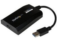 StarTech.com USB 3.0 to HDMI External Video Card Adapter - DisplayLink Certified - 1920x1200 - MultiMonitor Graphics Ad…