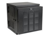Tripp Lite 12U Wall Mount Rack Enclosure Hinged Wallmount Industrial NEMA rack - 12U