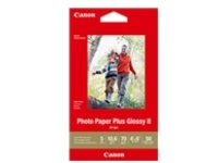 Canon Photo Paper Plus Glossy II PP-301 - photo paper - 50 sheet(s) - 100 x 150 mm - 265 g/m²