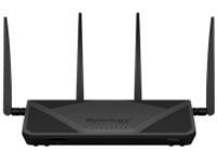 Synology RT2600ac - wireless router - 802.11a/b/g/n/ac - desktop