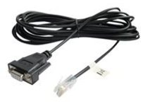 APC serial cable - RJ-45 to DB-9 - 4.57 m