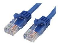 Snagless Cat 5e UTP Patch Cable