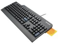 Lenovo Smartcard - keyboard - US - black