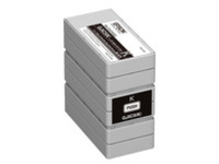 Epson GJIC5(K) - black - original - ink cartridge