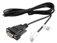 APC serial cable - RJ-45 to DB-9 - 2 m
