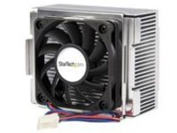 StarTech.com 85x70x50mm Socket 478 CPU Cooler Fan - CPU Cooler with Heatsink & TX3 Connector (FAN478) processor cooler