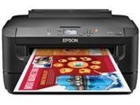 Image of Epson WorkForce WF-7110 - printer - color - ink-jet