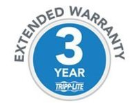 Tripp Lite 3-Year Extended Warranty for select Products - ex
