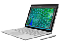 Image of Microsoft Surface Book - Tablet - with detachable keyboard - Core i5 6300U / 2.4 GHz - Win 10 Pro 64-bit - 8 GB RAM -…