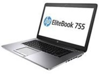 "HP EliteBook 755 G2 - 15.6"" - A10 PRO-8700B - 8 GB RAM - 256 GB SSD - US"