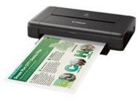 Image of Canon PIXMA iP110 - printer - color - ink-jet