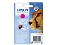 Epson T0713 - magenta - original - ink cartridge