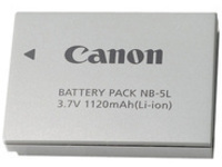 Canon NB-5L camera battery - Li-Ion