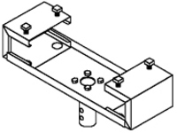 Peerless DCT 800 - mounting component