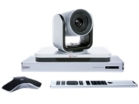 Poly RealPresence Group 500 - video conferencing kit - with EagleEye IV-12x camera and RealPresence Group microphone ar…