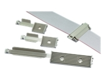 Panduit Latching Flat Cable Mount - cable clips