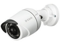 D-Link DCS-4701E HD Outdoor PoE Mini Bullet Camera - network surveillance camera