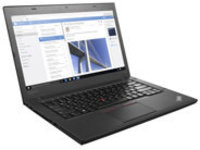Image of Lenovo ThinkPad T460 20FN - Ultrabook - Core i5 6300U / 2.4 GHz - Win 7 Pro 64-bit - 8 GB RAM - 256 GB SSD TCG Opal E…