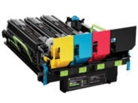 Lexmark - yellow, cyan, magenta - printer imaging kit - LCCP, LRP