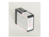 Epson T5806 - light magenta - original - ink cartridge
