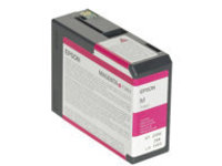 Epson T5803 - magenta - original - ink cartridge