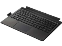 HP Collaboration - keyboard - with touchpad - French - black