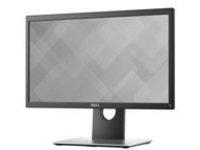 "Image de  Dell P2017H - LED monitor - 20"" - 1600 x 900 - IPS - 250 cd/m² - 1000:1 - 6 ms - HDMI, VGA, DisplayPort - black..."