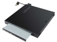 Lenovo Tiny IV DVD Burner Kit - DVD-writer - USB - external