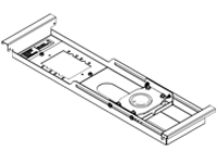 Chief CMS442 - mounting component