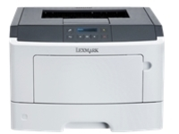 Image of Lexmark MS417dn - printer - monochrome - laser