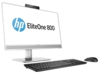 "HP EliteOne 800 G3 - all-in-one - Core i5 7500 3.4 GHz - 8 GB - 512 GB - LED 23.8"" - UK layout"