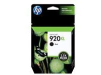 HP 920XL - High Yield - black - original - ink cartridge