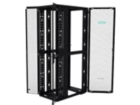 HPE 800mm x 1200mm G2 Kitted Advanced Pallet Rack with Side Panels and Baying rack - 42U